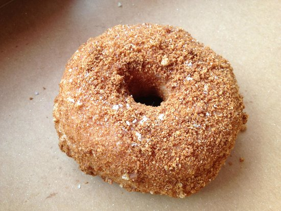V.G. Donut & Bakery : crumb donut
