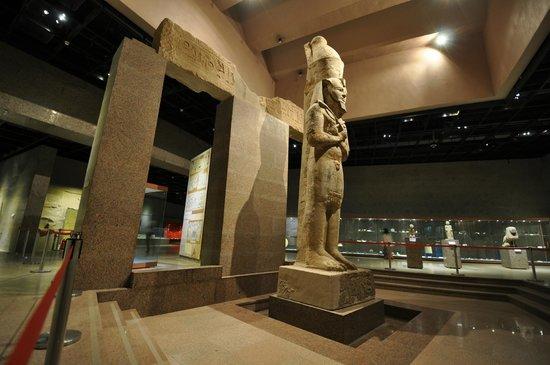 Musée de la Nubie : Ramesses, Nubian Museum, May 2013