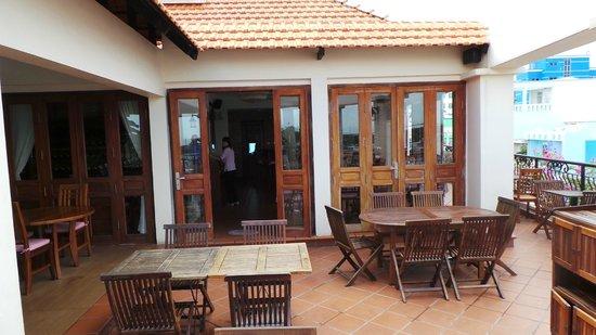 Nam Bo Boutique Hotel: Restaurant