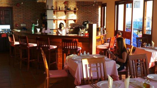 Nam Bo Boutique Hotel : Restaurant