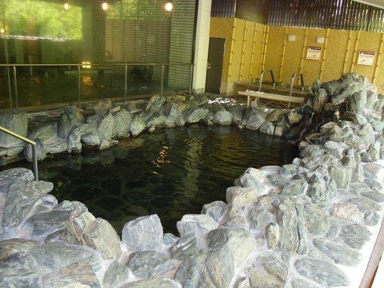 Nikko Senhime Monogatari: onsen all'aperto