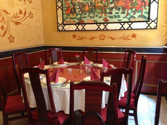 Delhi Darbar: Tables