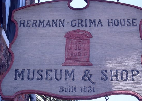 Hermann-Grima House: Time machine to Provincial France