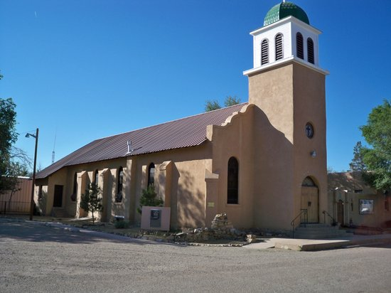 Cerrillos, NM: St. Joseph Church