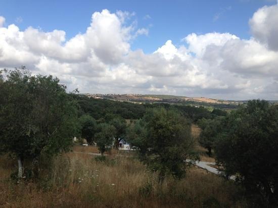 Villa Extramuros: excelente vista desafogada
