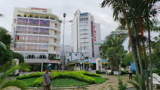 Nam Bo Boutique Hotel: Street