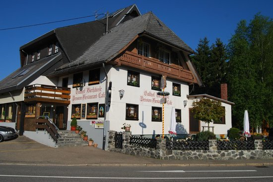 Landhotel Bierhaeusle: Small and family friendly