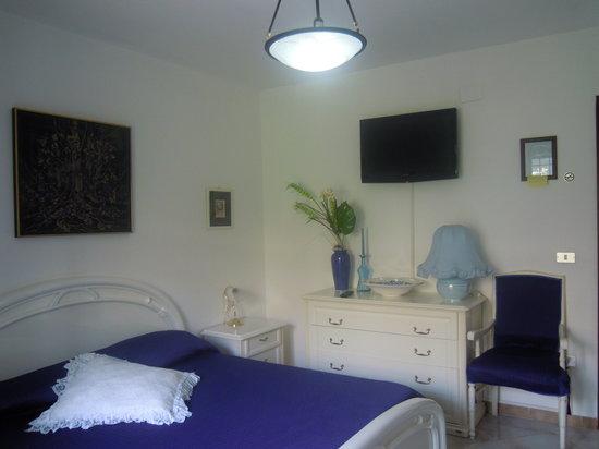 Bed and Breakfast Mare e Sole: stanza mare