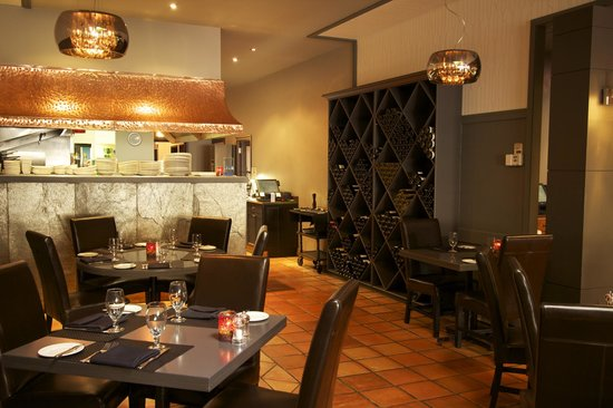 North 54: our inviting dining restaurant