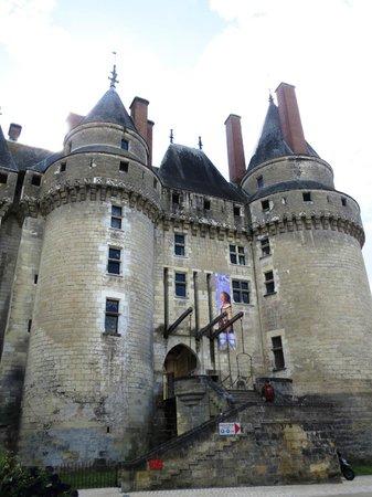 Chateau de Rochecotte: Castllo de Langeais