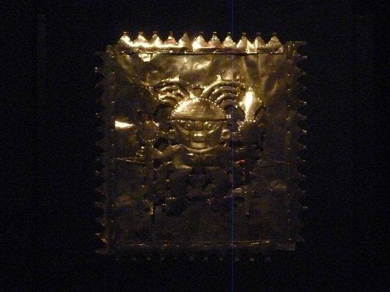 Sican Museum: Adorno de oro