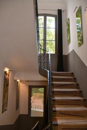 Maison Dauphine: Hallway