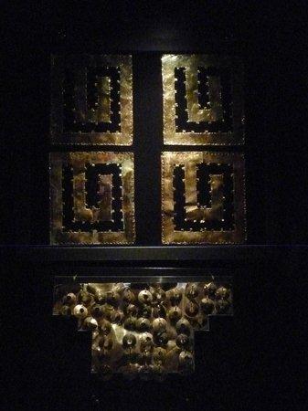 Sican Museum: Otro adorno de oro
