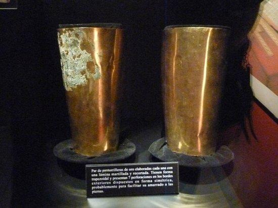 Sican Museum: Canilleras ... jugarían futbol?