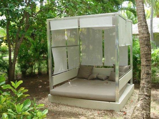 Paradisus Punta Cana Resort: Cama en la habitacion