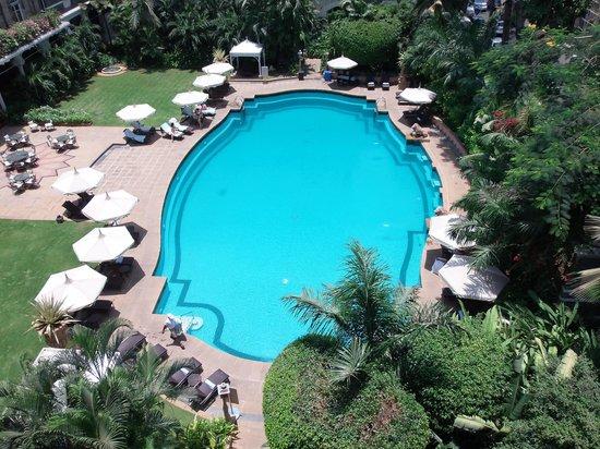 The Taj Mahal Palace, Mumbai: Pool area