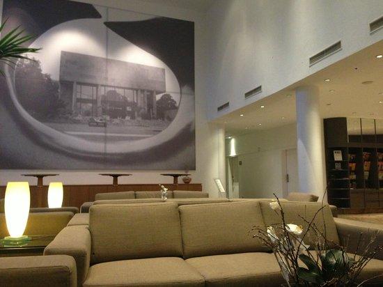 Hotel Bielefelder Hof: Lobby