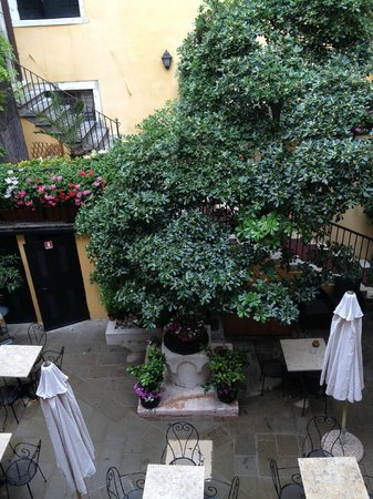 Locanda La Corte: Room view