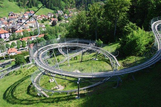 Hasenhorn Coaster Todtnau