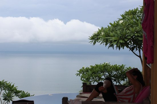 Anamaya Resort & Retreat Center: Relaxing!