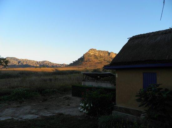 Hotel Isalo Ranch: Schöne Lage