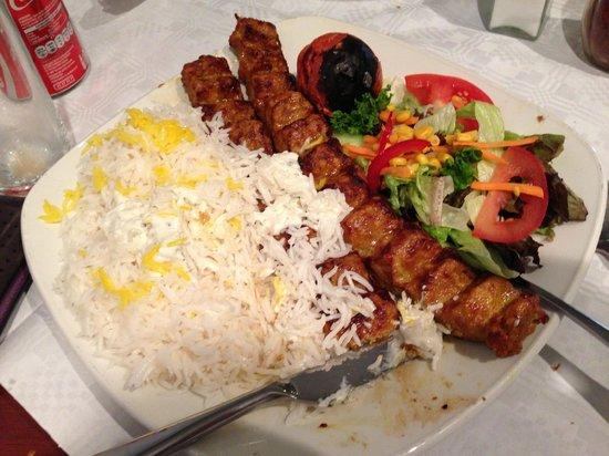 Molana restaurant london restaurant reviews phone for Ahmads persian cuisine