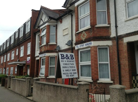 Bed And Breakfast In Watford Hertfordshire
