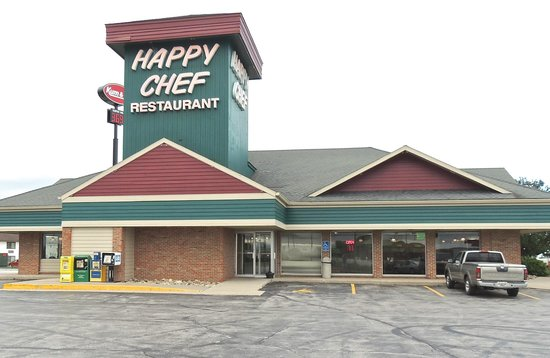 Happy Chef Restaurant: Store Front