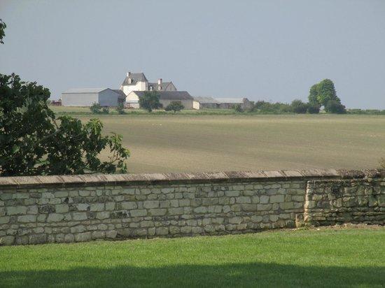 Loire Valley Retreat - Château de Chargé: Beautiful landscape surrounding the B&B