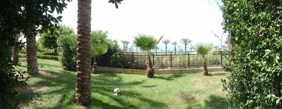 Grecotel Olympia Riviera Thalasso: Room terrace