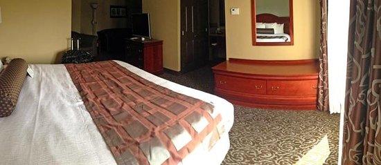 بست ويسترن بريمير ذا بورجوندي هوتل: Room