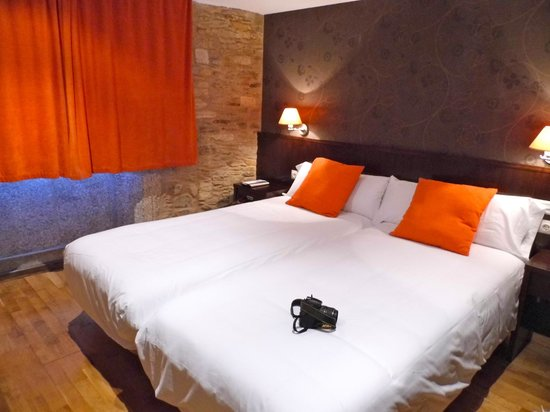 Hotel Alda Algalia: camera