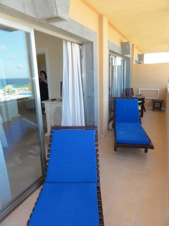 Iberostar Fuerteventura Palace : Suite vue mer
