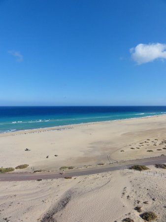 Iberostar Fuerteventura Palace : Vue balcon