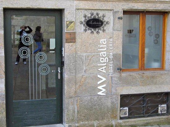 Hotel Alda Algalia: entrata