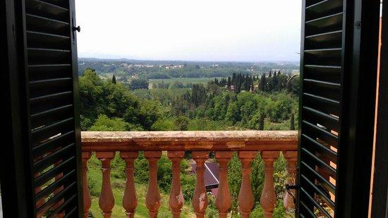 Albergo Quattro Gigli : View from room