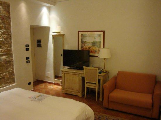 Hotel Davanzati: Bedroom
