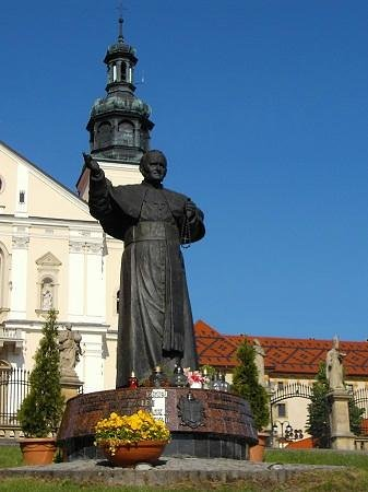 Kalwaria Zebrzydowska Santuario: Kalwarya - Papa Giovanni Paolo II