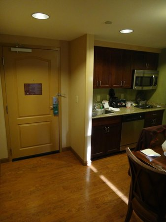Homewood Suites by Hilton Jacksonville Downtown/Southbank: Full Kitchen