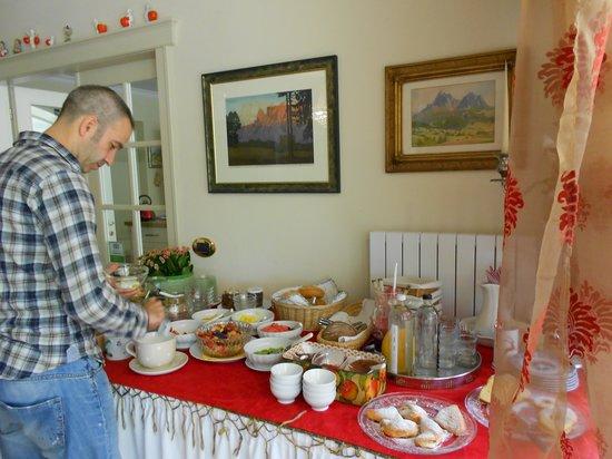 La Villetta sul Garda: e la sua fantastica colazione!