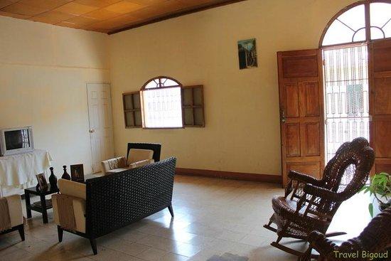 Hospedaje ARI: Living room