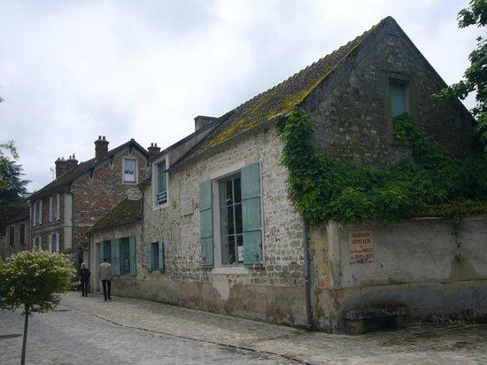 la maison atelier de j f millet picture of millet 39 s