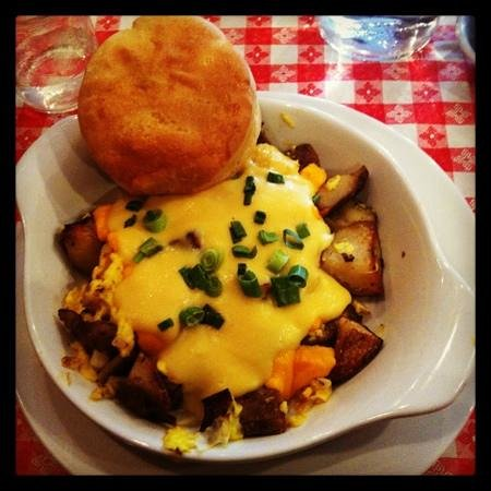 Tooloulou's : breakfast poutine