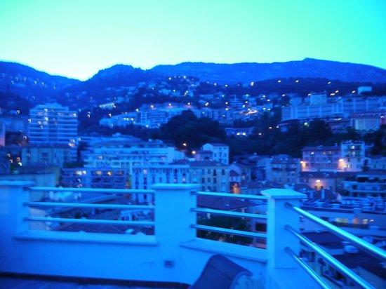 Hotel Forum : terrace