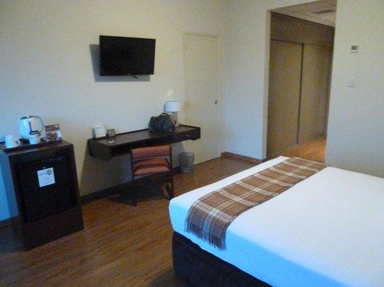 Casa Andina Select Chiclayo: La habitación es cómoda