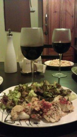 Cafe Mediterraneo: have a nice dinner