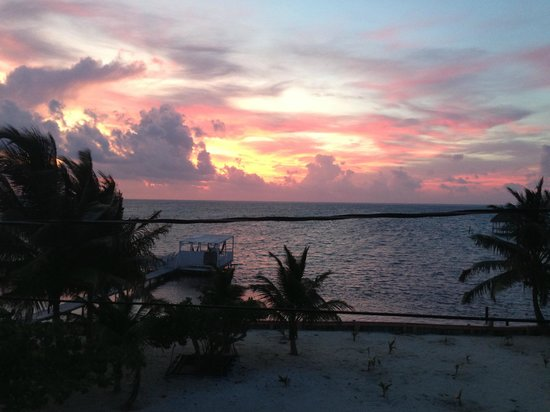 Caye Caulker Condos: Great views