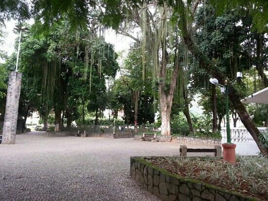 Leopoldina: Praça Félix Martins