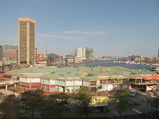 Hyatt Regency Baltimore Inner Harbor: Harbor View