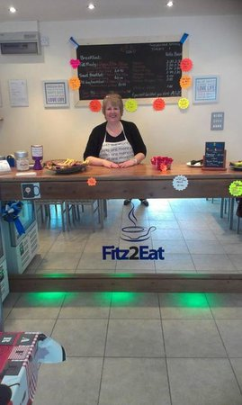 Fitz2Eat: A lovely warm welcome